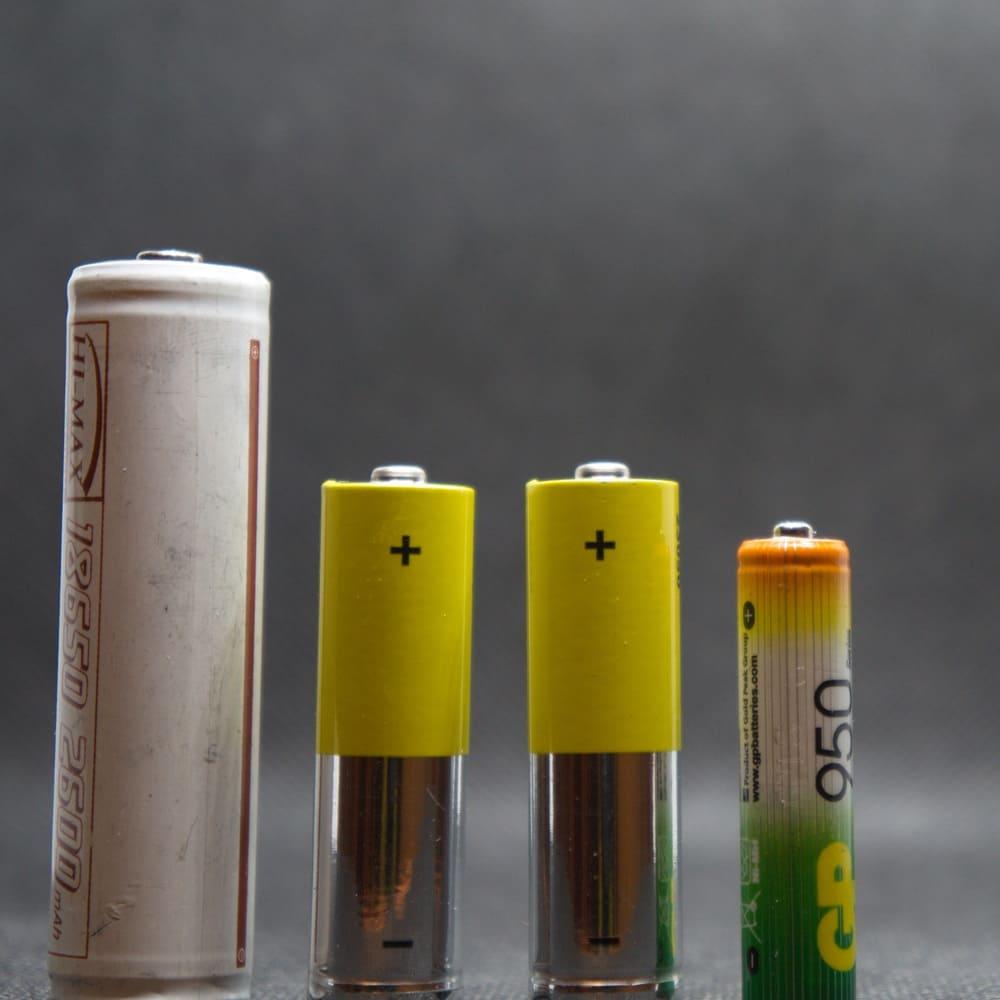 Отходы аккумуляторов